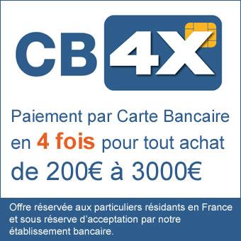 Paiement Cb4x