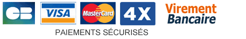 Modes de paiements sécurisés